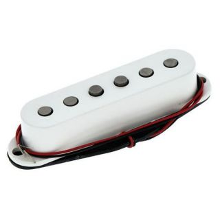 DiMarzio Evolution Middle white side