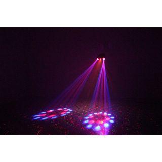 KARMA DJ LED231 - Triplo Effetto Luce_effect