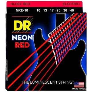 Dr NRE-10 NEON RED