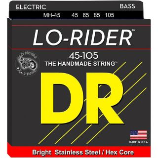 DR Strings mh45