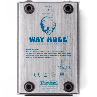 5 Dunlop - WHE702S Echo-Puss Analog Delay