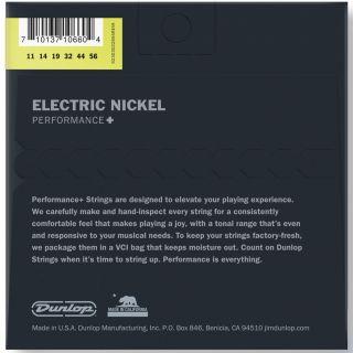 Dunlop DEN1156 - Set di Corde per Chitarra Elettrica 11/5602
