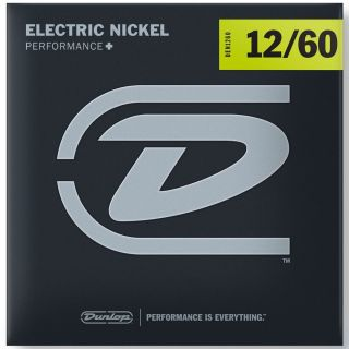 Dunlop DEN1260 - Set di Corde per Chitarra Elettrica 12/60