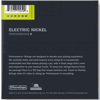 Dunlop DEN1260 - Set di Corde per Chitarra Elettrica 12/6002