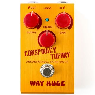 Dunlop WM20 Conspiracy Theory Professional Overdrive