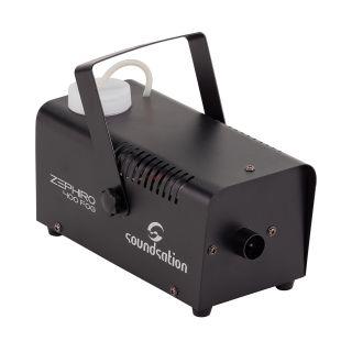 0 SOUNDSATION ZEPHIRO 400 FOG - Macchina Da Nebbia Compatta E Maneggevole Con Comando A Filo E Radiocomando.