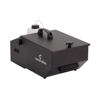 0 SOUNDSATION ZEPHIRO 700 LOW FOG - Macchina Compatta Per Effetto Nebbia A Terra Con Comando A Filo E Radiocomando.