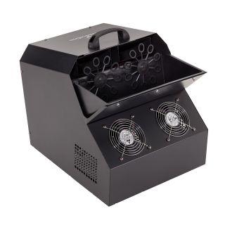 Soundsation Zephiro 300 Bubble - Macchina Professionale per Bolle a Doppia Ruota con Radiocomando
