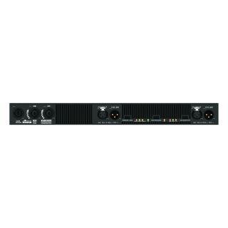 1 SOUNDSATION ZEUS II D-3750 - Amplificatore Professionale In Classe-D Da 1U Rack 2x800W @ 8ohm, 2x1300W @ 4ohm