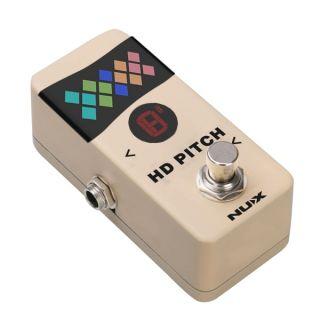 1 NUX NTU-2 HD PITCH - Mini Accordatore A Pedale