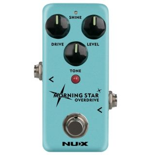 0 NUX NOD-3 MORNING STAR - Mini Core Overdrive