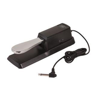 0 SOUNDSATION SUP-10 - Pedale Sustain Per Tastiera E Piano Digitale