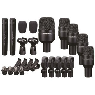 1 SOUNDSATION DSKIT-7 - Kit Microfoni Per Batteria Acustica