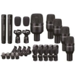3 SOUNDSATION DSKIT-7 - Kit Microfoni Per Batteria Acustica