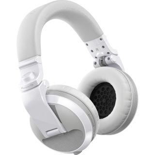 0 PIONEER HDJ-X5BT-W - Cuffie DJ Over-ear Con Tecnologia Wireless Bluetooth® (bianco)
