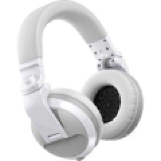5 PIONEER HDJ-X5BT-W - Cuffie DJ Over-ear Con Tecnologia Wireless Bluetooth® (bianco)