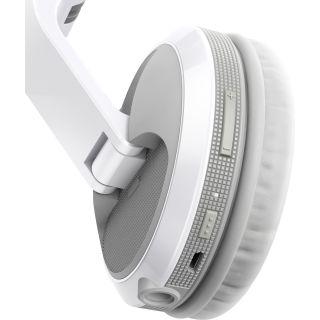 2 PIONEER HDJ-X5BT-W - Cuffie DJ Over-ear Con Tecnologia Wireless Bluetooth® (bianco)