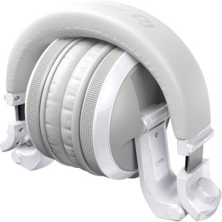 3 PIONEER HDJ-X5BT-W - Cuffie DJ Over-ear Con Tecnologia Wireless Bluetooth® (bianco)