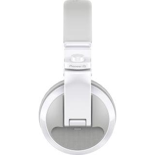 4 PIONEER HDJ-X5BT-W - Cuffie DJ Over-ear Con Tecnologia Wireless Bluetooth® (bianco)