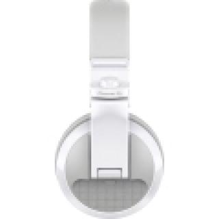 9 PIONEER HDJ-X5BT-W - Cuffie DJ Over-ear Con Tecnologia Wireless Bluetooth® (bianco)