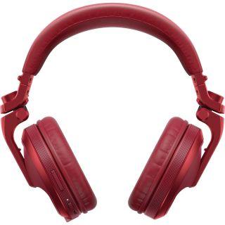 1 PIONEER HDJ-X5BT-R - Cuffie DJ Over-ear Con Tecnologia Wireless Bluetooth® (Rosso)