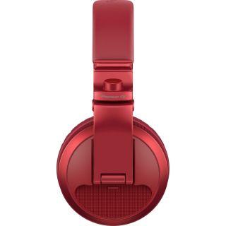 4 PIONEER HDJ-X5BT-R - Cuffie DJ Over-ear Con Tecnologia Wireless Bluetooth® (Rosso)
