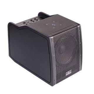 3 SOUNDSATION LIVEMAKER X SET - Sistema PA Da 1800W Di Picco Portatile A Colonna 2.1 Con DSP