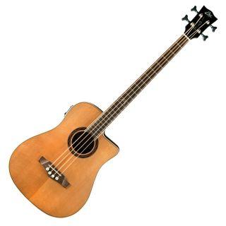 Eko Mia IV Bass EQ Natural - Basso Elettroacustico 4 Corde