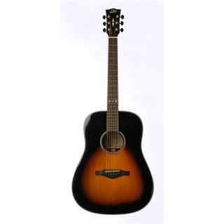 eko ego star eq vintage sunburst top