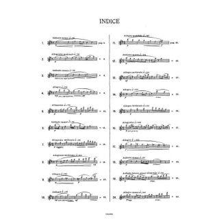 3 L. Hugues Ricordi La Scuola Del Flauto Op. 51 - I Grado