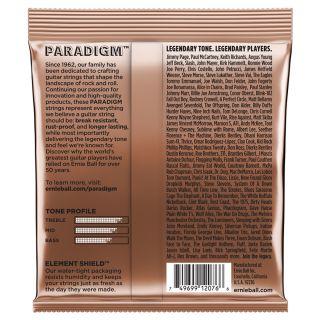 Ernie Ball 2076 Paradigm Phosphor Bronze Medium Light Muta per Chitarra Acustica