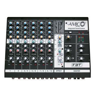 FBT AMICO 10USB - Sistema Audio Integrato 800W_mixer