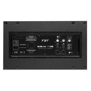 FBT SUBLINE 115SA - Subwoofer Attivo 700W_back