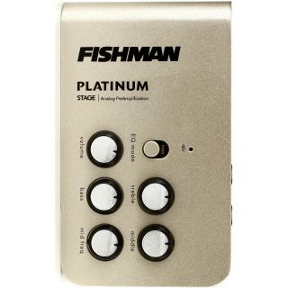 Fishman Platinum Stage eq/di front