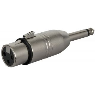 0 DAP-Audio - FLA23 - XLR F. 3p. > Jack mono M. - Adapters
