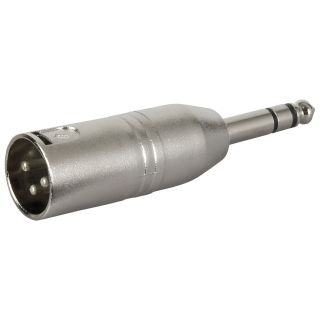 0 DAP-Audio - FLA28 - XLR M. 3p. > Jack stereo M. - Adapters