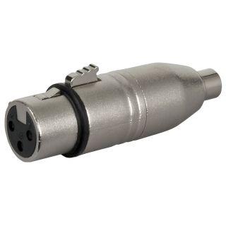 0 DAP-Audio - FLA33 - XLR F. 3p. > RCA F. - Adapters