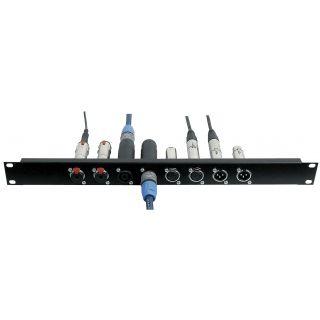1 DAP-Audio - FLA52 - Jack chassis F. > Jack F. - Adapters