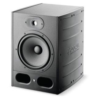 1 Focal Alpha 80 Kit - Coppia Monitor con Cavi e Pannelli Fonoassorbenti