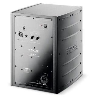 2 Focal Alpha 80 Kit - Coppia Monitor con Cavi e Pannelli Fonoassorbenti