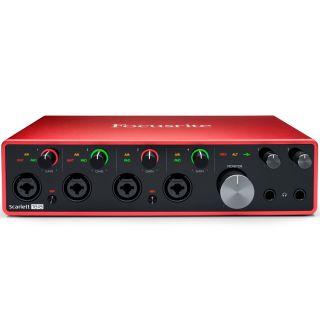Focusrite Scarlett 18i8 3rd Gen - Interfaccia Audio MIDI/USB 18in/8out03
