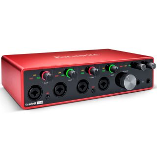 Focusrite Scarlett 18i8 3rd Gen - Interfaccia Audio MIDI/USB 18in/8out04
