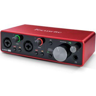 Focusrite Scarlett 2i2 3rd Gen - Scheda Audio USB 2in/2out03