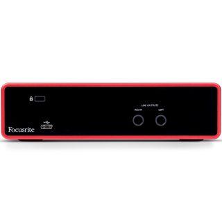 Focusrite Scarlett 2i2 3rd Gen - Scheda Audio USB 2in/2out04