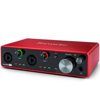 Focusrite Scarlett 4i4 3rd Gen - Interfaccia Audio MIDI/USB 4in/4out02
