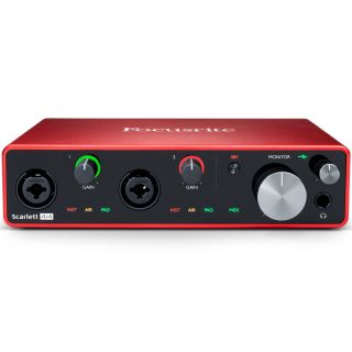 Focusrite Scarlett 4i4 3rd Gen - Interfaccia Audio MIDI/USB 4in/4out04
