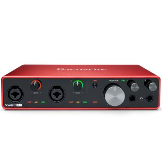 Focusrite Scarlett 8i6 3rd Gen - Interfaccia Audio MIDI/USB 8in/6out02