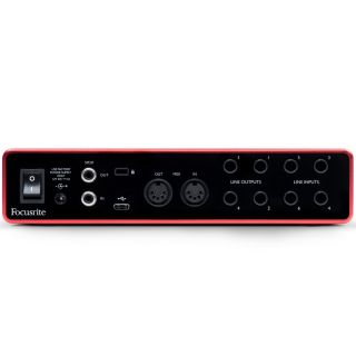Focusrite Scarlett 8i6 3rd Gen - Interfaccia Audio MIDI/USB 8in/6out05