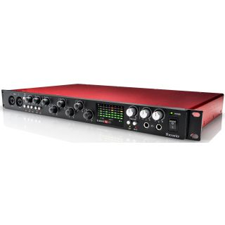 Focusrite scarlett 18i20 2nd