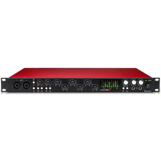 Focusrite scarlett 18i20 2nd top